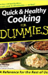 Quick and Healthy Cooking for Dummies